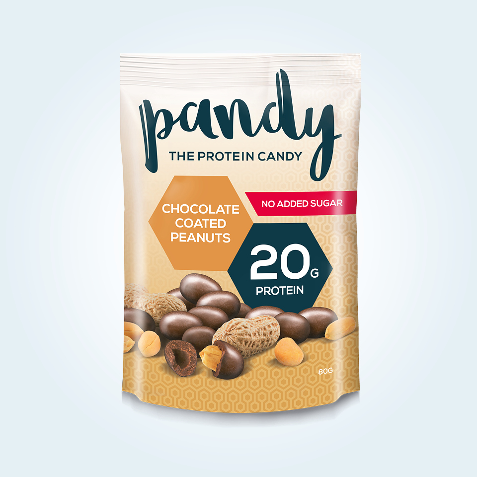 Pandy – the protein candy