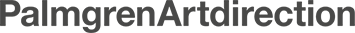 Art Director, Mattias Palmgren, Frilans AD, Palmgren Artdirection Logotyp
